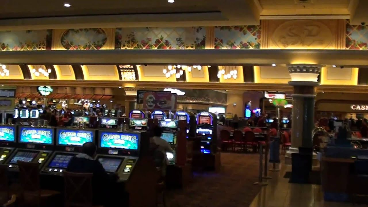 The Point Casino And Hotel Events