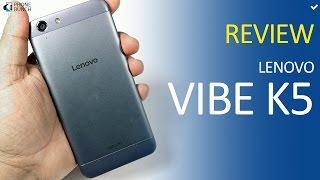 Lenovo Vibe K5 Full Review - An option for those considering Redmi 3S