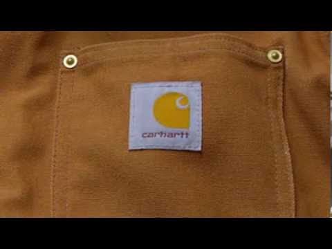 Carhartt Weathered Duck Pants #100097