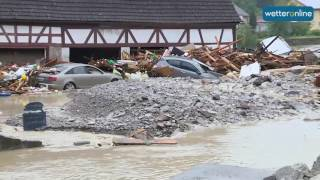 Wetteronline.de: Braunsbach: Nach Der Flutwelle (30.05.2016)