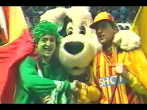 Samedi 23 mars 1996 Buts de Meyrieu, Foé et Roger Boli. Les Verts sont 18es. http://www.asse-stats.com/match-23-mars-1996-division-1-rc-lens Images RCL.