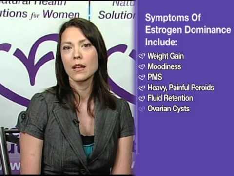 Estrogen Dominance, PMS, acne - EstroSense