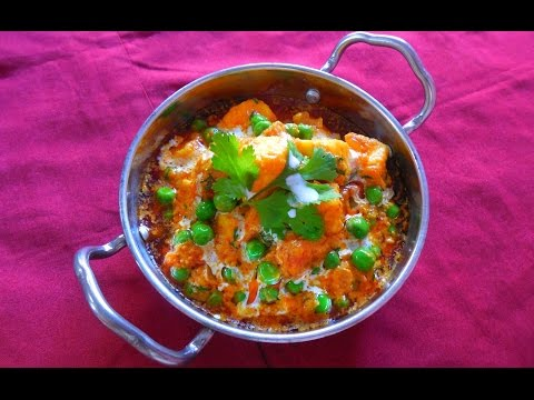 Mutter Paneer Recipe-Restaurant Secret-Every Day Special Episode-22