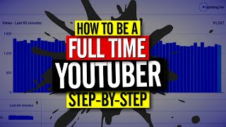 How To Be A YouTuber ( Step-by-Step For Beginners )