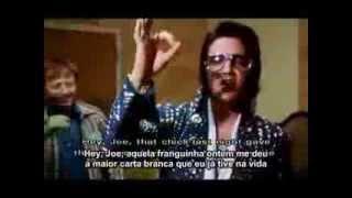 """Elvis Presley short documentary: Scene from """"This is Elvis"""" (1981) (com legendas)"""