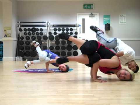 Baby Freeze Tutorial - Street Dance for Kids
