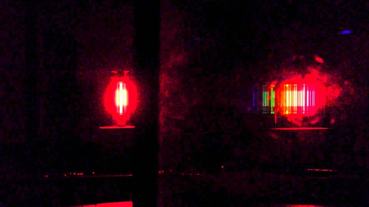 Line Emission Spectrum of Neon Emission Spectrum of Neon