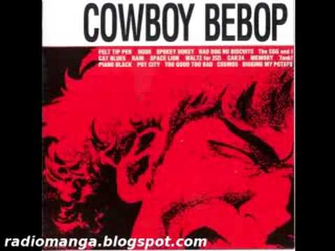 Misc Soundtrack - Cowboy Bebop - Blue