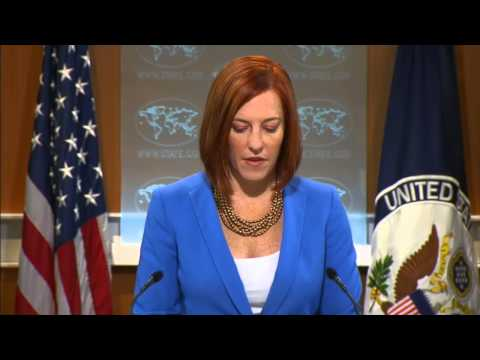 US & Bahrain on ISIL, Daily Press Briefing October 28, 2014 1