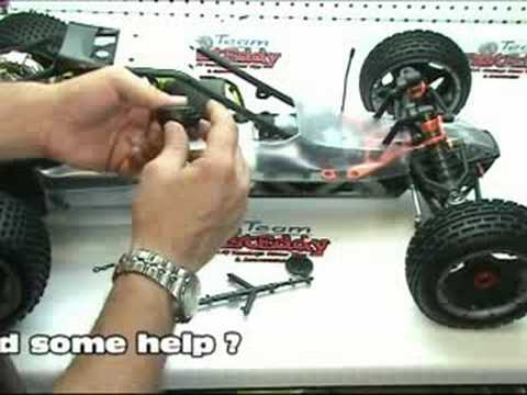 Building the HPI Baja SS Tutorial Video #99
