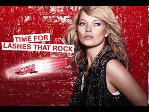 Exclusive Video : Rimmel London's New Broken Heart Shaped Brush. Rockin Curves Mascara