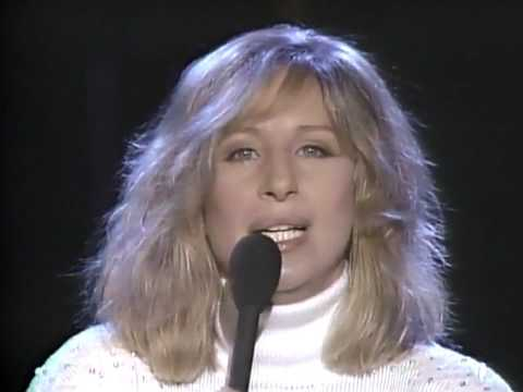 Barbra Streisand - Evergreen(live 1986) video
