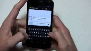Verizon Samsung Galaxy Nexus Review Part 1