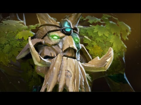 Treant Protector DOTA 2 Intro Guide