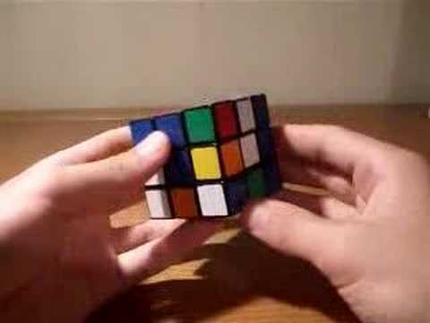 How to solve a Rubik's Cube... Faster