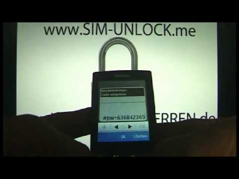 UNLOCKING NOKIA X3-02 BY CODE www.Unlocking-Nokia.com How to unlock nokia unlock by Code