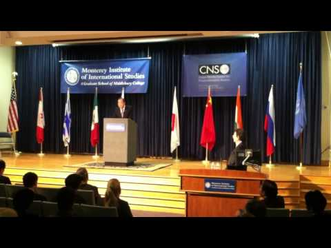 Ban Ki-moon at MIIS