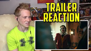 Joker (2019) - Final Trailer Reaction