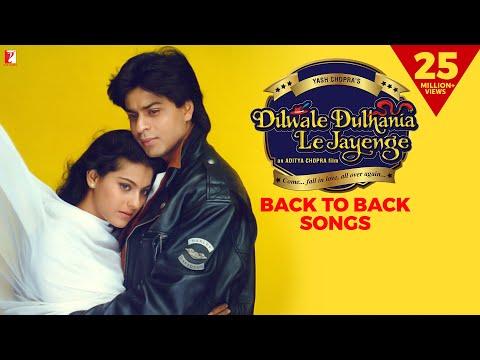 Back2Back - Shah Rukh Khan | Kajol