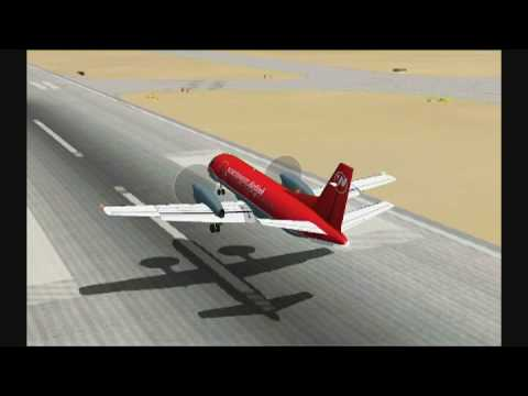 FSX AI Memphis International Airport