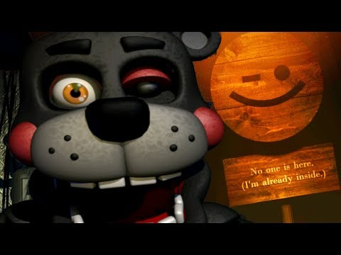 NEW VERSION OF FREDDY ESCAPES! || Five Nights at Freddys 6 (HIDDEN ENDING)