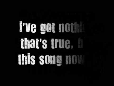 Hollywood Undead - The Diary *lyrics* video