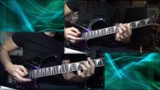 March Of Time Helloween Cover