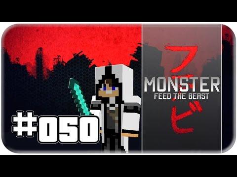 MINECRAFT FTB MONSTER #050 - Monster und Kühe [HD] [GER] Let's Play Minecraft FTB Monster