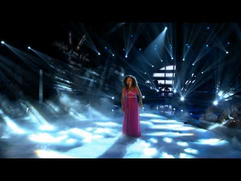 PAOLA GUANCHE CANCION GANADORA LA VOZ KIDS I will always love you.