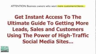 Small Business Social Media Plan