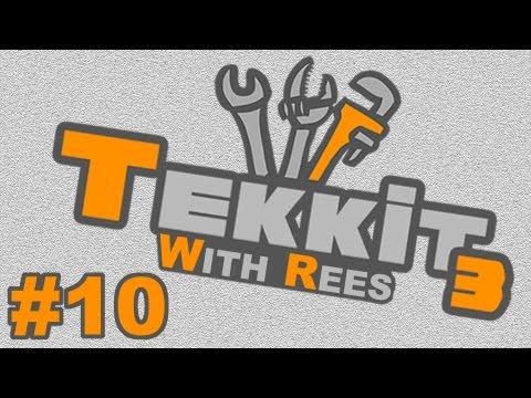 Tekkit Classic - Episode 10: Dimensional Anchors