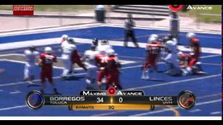 BORREGOS TOLUCA VS LINCES UVM