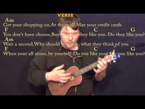 Try (Colbie Caillat) Ukulele Cover Lesson in C with Chords/Lyrics