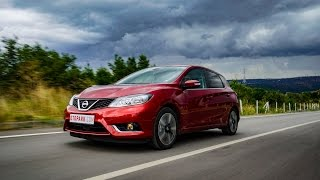 Nissan Pulsar 1.5 DCi N-TEC | TEST | [English Subtitled]