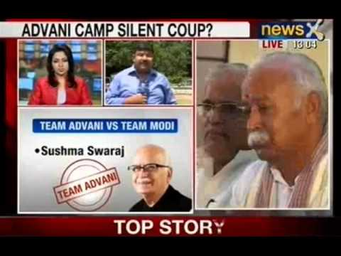NewsX: Shiv sena chief caution Narendra modi in Saamna editorial