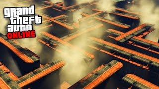 SMOKE LABYRINTHE - GTA 5 ONLINE