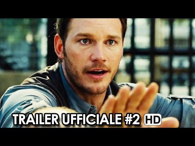 JURASSIC WORLD Trailer Ufficiale Italiano #2 (2015) - Chris Pratt Movie HD