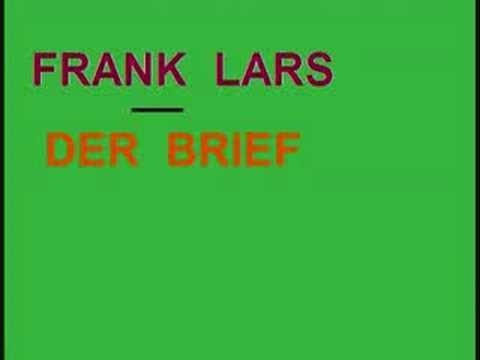 Frank Lars - Der Brief