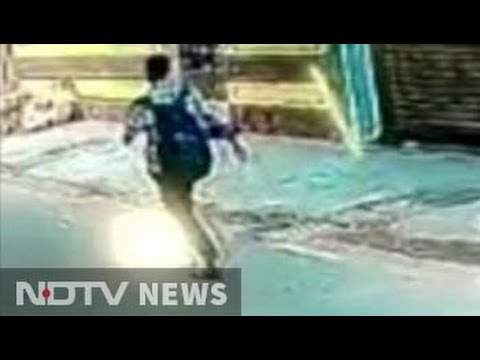 Infosys techie hacked to death in Chennai, suspect's footage released