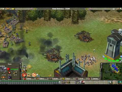 La batalla final-Empire Earth I. Alemania - URSS