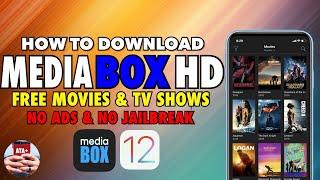 HOW TO DOWNLOAD MEDIA BOX HD! NO ADS & NO JAILBREAK!