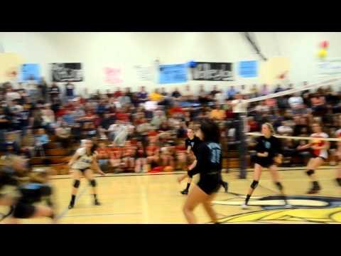 Pleasant Valley High School Girls Volleyball 2011-2012
