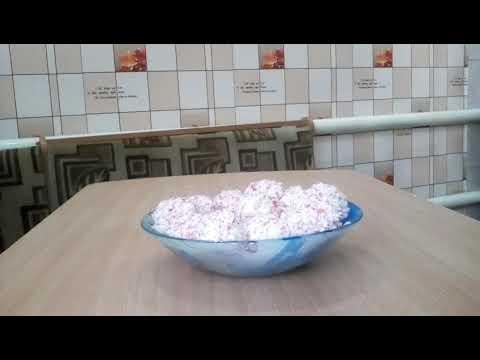 Крабовые шарики - идеальная закуска