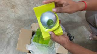 Godrej aer Fresh Lush Green Car Freshener || Unboxing 2019