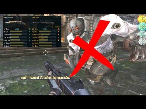Truy Kích - Destroyer cận chiến Zombie