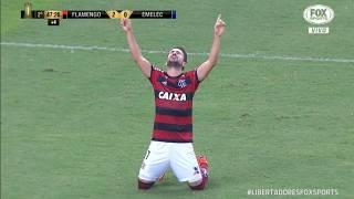 Segundo Gol de Everton Ribeiro! Flamengo 2 x 0 Emelec