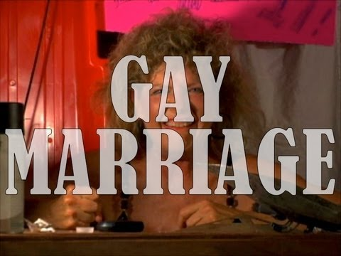 How I Seize It - Gay Marriage