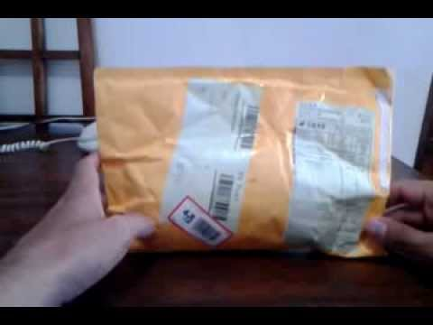 DealeXtreme Unboxing Colombia Gafas