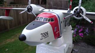 RC Scratch Built Grumman Albatross