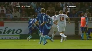 Le Havre - Lyon (2008-2009)